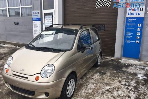Продажа НОВЫЙ Daewoo Matiz 2013