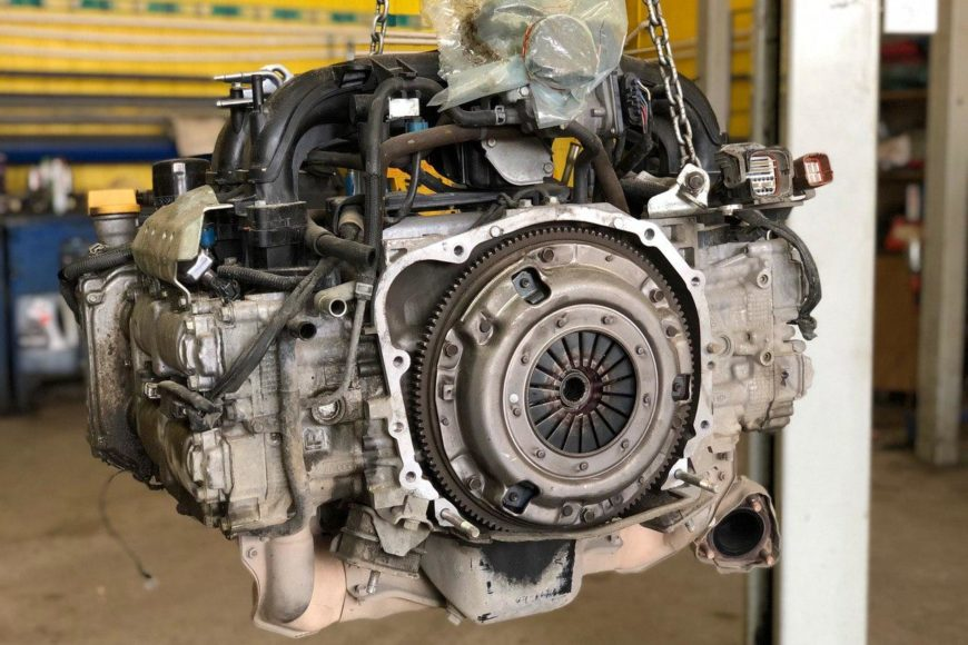 Не пора ли вам «капиталить» двигатель?